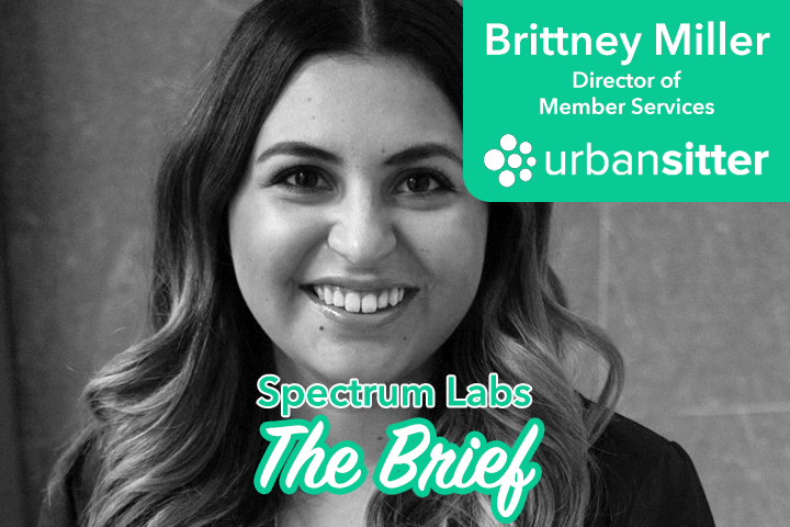 The Brief: Virtual childcare booking with Brittney Miller of UrbanSitter