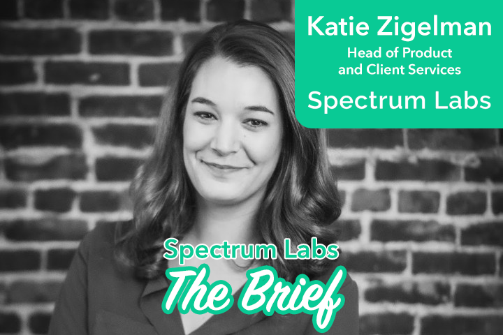 The Brief: Building a caste discrimination model with Katie Zigelman of Spectrum Labs