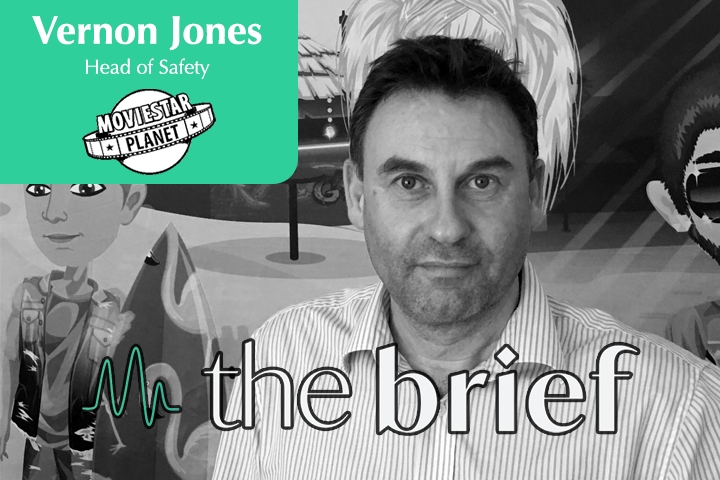 The Brief, Episode 23: Safeguarding Apps Designed for Kids ft. Vernon Jones, Head of Safety, MovieStarPlanet