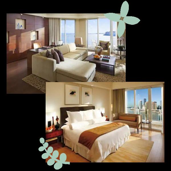 Mandarin Rooms